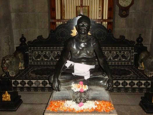 Ramana Maharshi Statue
