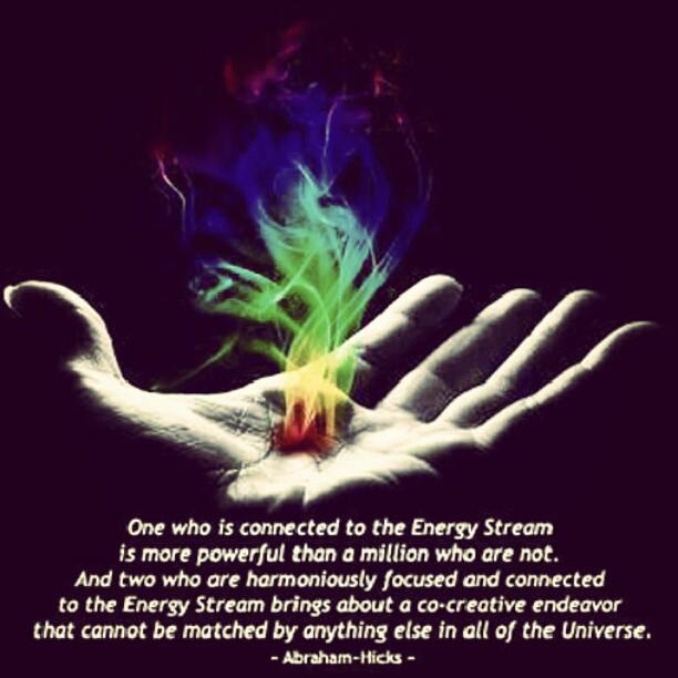 Energy Stream