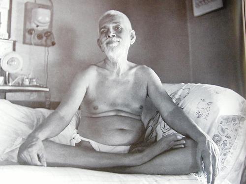 RamanaMaharishi
