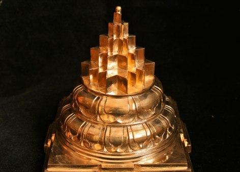 Sri Chakra 3D