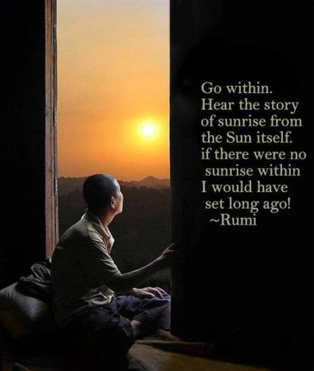 Rise within...