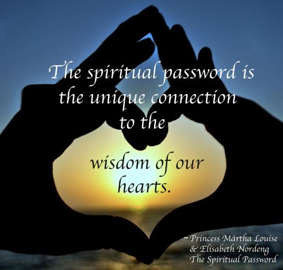 Spiritual...