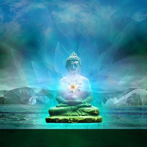 Buddha-within-Lotus