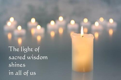 The light of wisdom