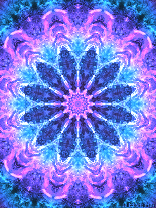 undivided wholeness...
