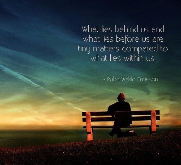what lies within...