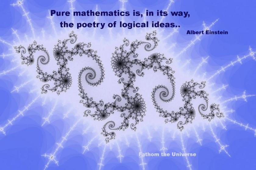 poetry of logic
