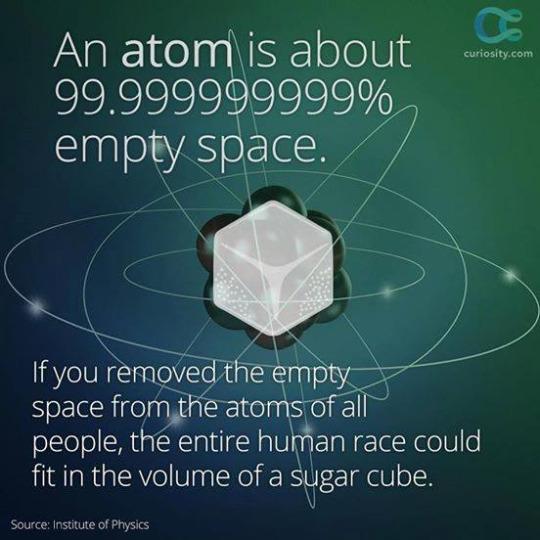 empty space...