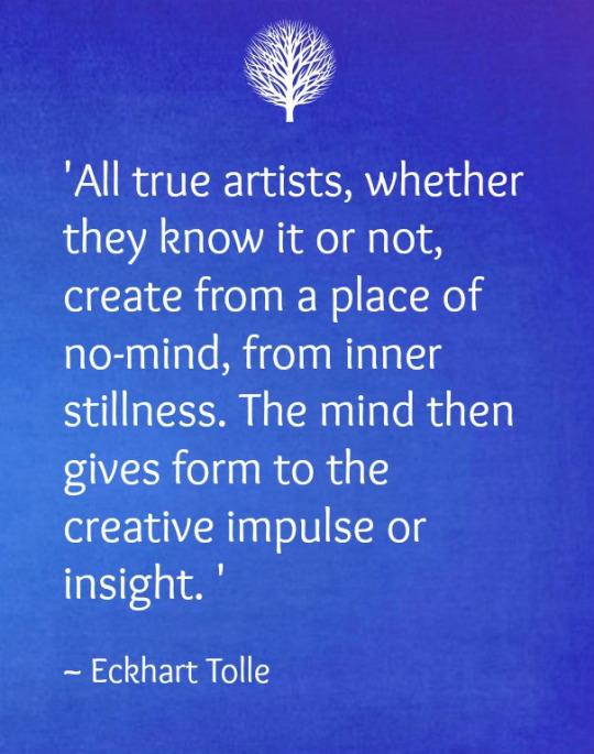 inner stillness...