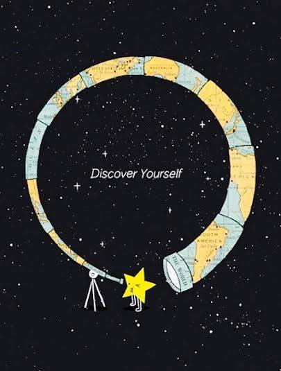 disover yourself