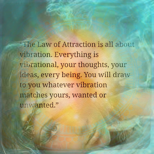 everything is vibration