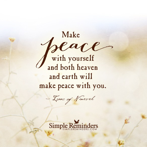 peace-with-self