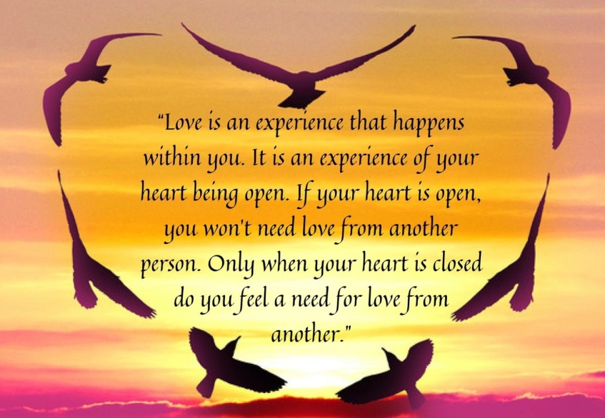 love-experience-within